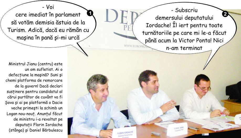 florin iordache ministrul jianu daniel barbulescu